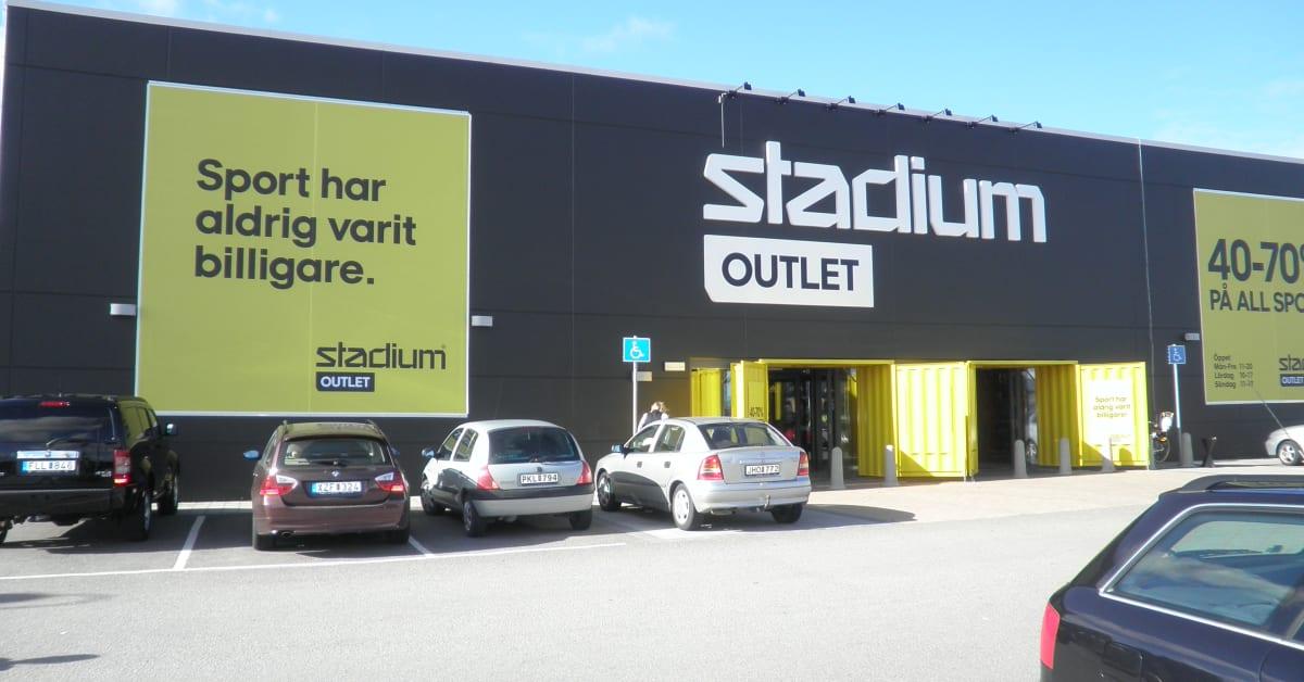 Stadium Outlet öppnar i Norrköping och Linköping   Stadium