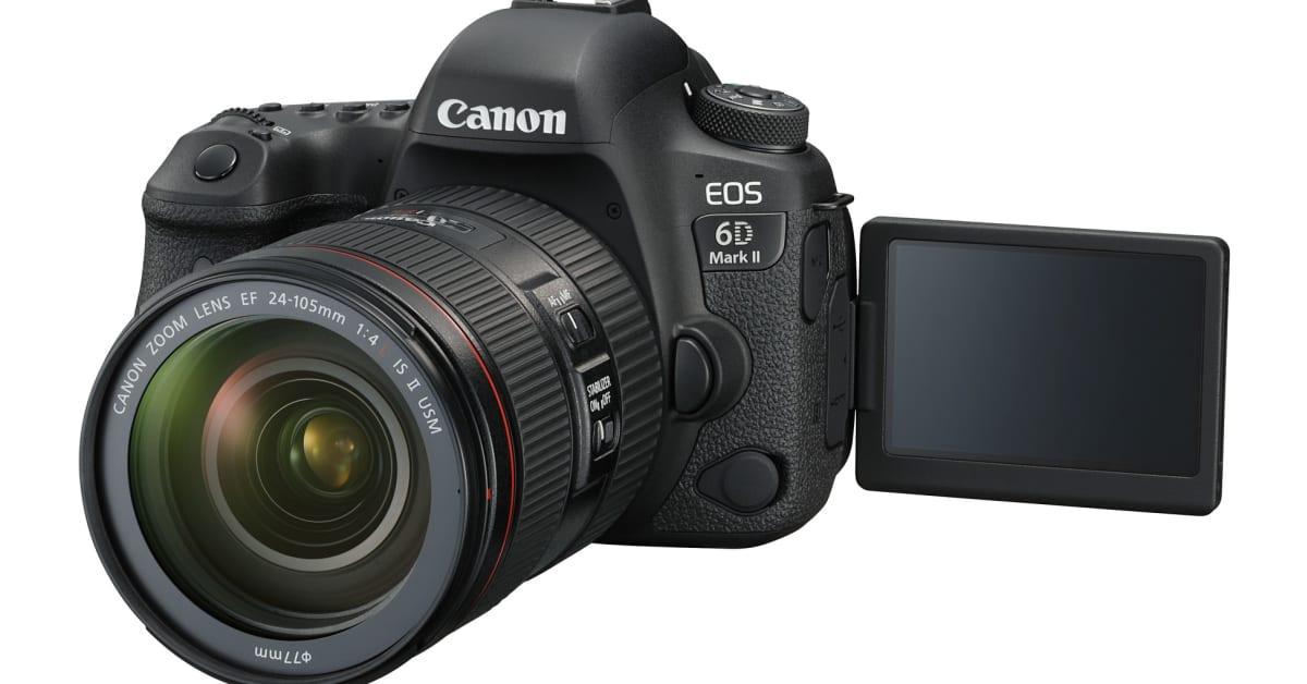 De beste Canon kameraene til vlogging Canon Norge