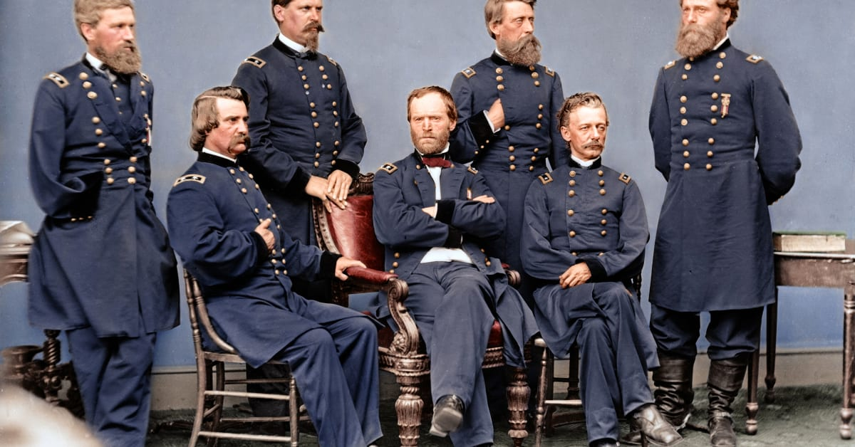 Blood And Glory The Civil War In Color A E Networks
