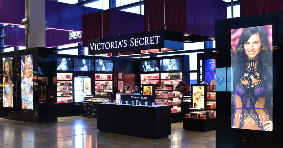 victoria secret arlanda öppettider