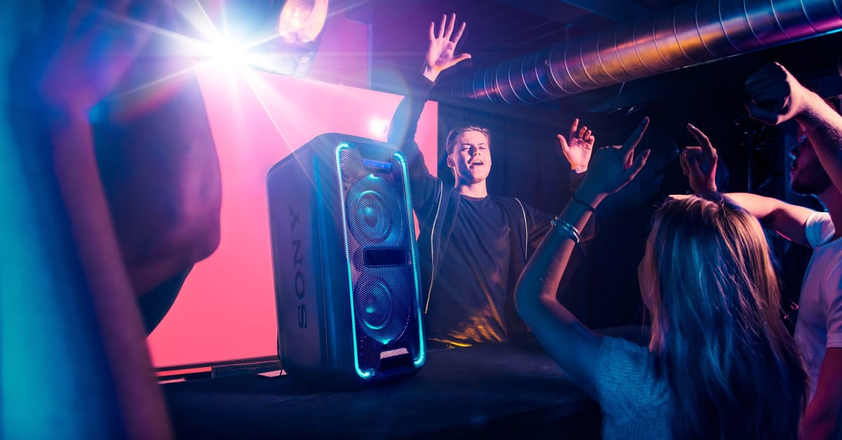 Dj Mike Williams Helps Bring High Power Audio To Sony S