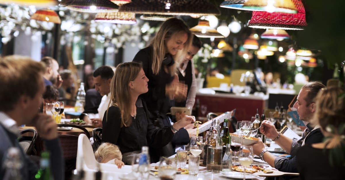 Mat & Dryck | Fem restauranger under samma tak | Tolv Stockholm