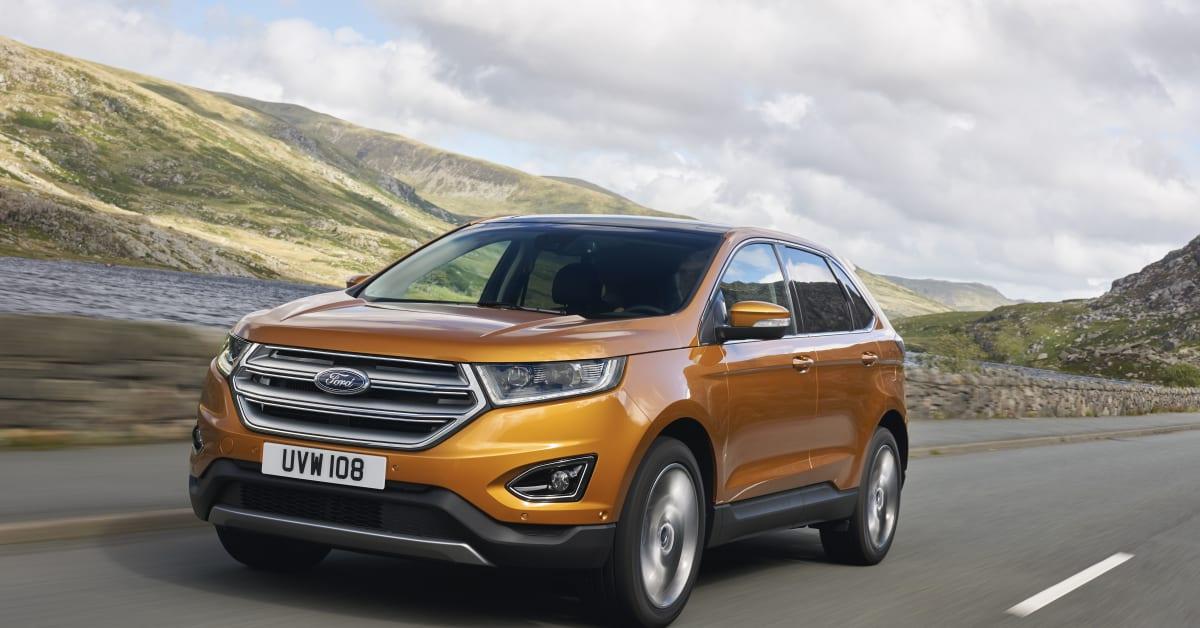 Ford udvider muligheder for firehjulstr k med ny stor suv Ford motor company press release