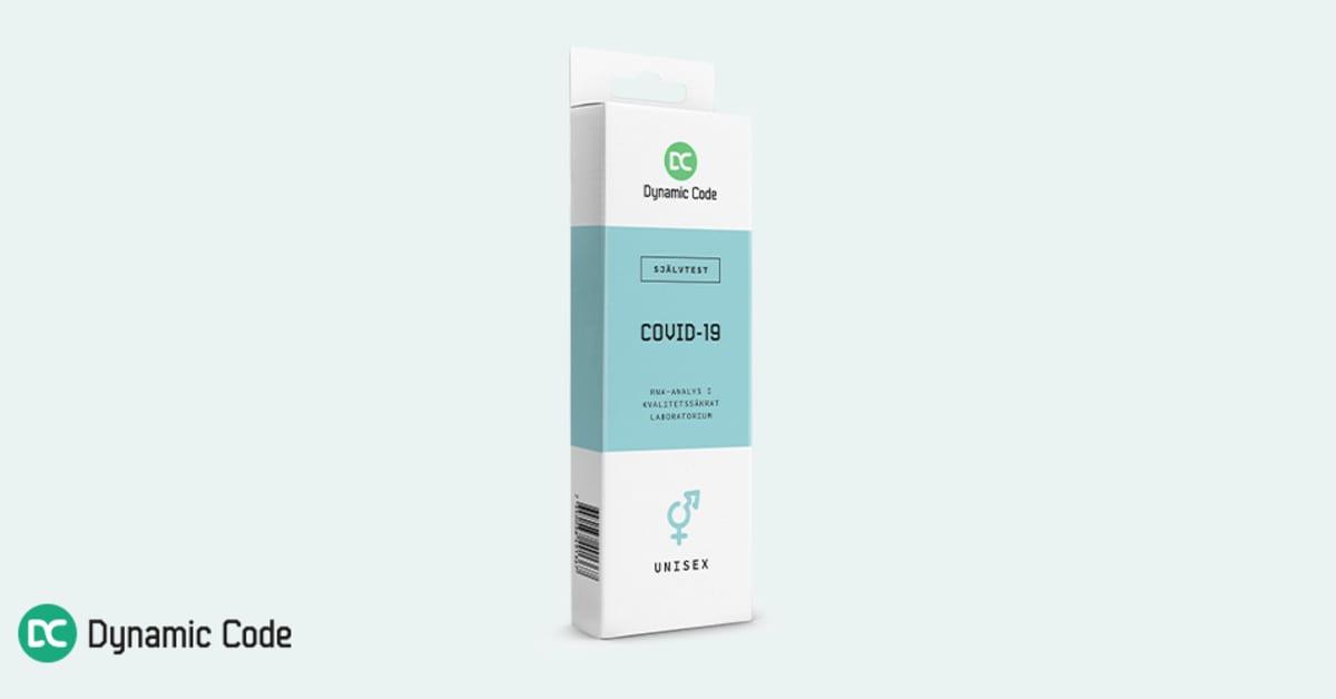 Nu erbjuder Dynamic Code 10,23 miljoner nya provtagningsställen för covid-19 testning!