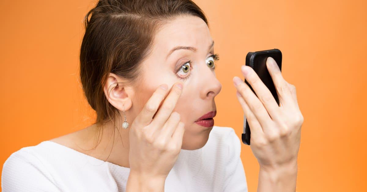 hur får man vitare ögonvitor