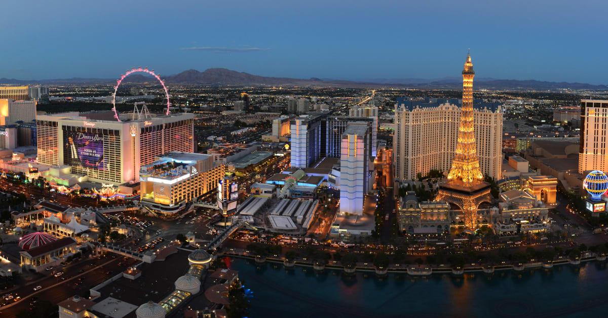 DirektflГјge Nach Las Vegas