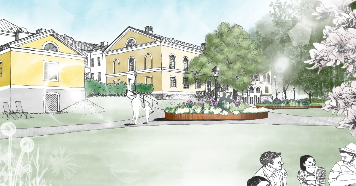 Pressinbjudan: Visning av nya Frödingsparken i Karlstad