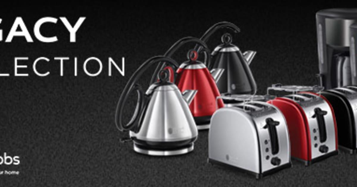 Legacy Kaffebryggare Röd 20682 56
