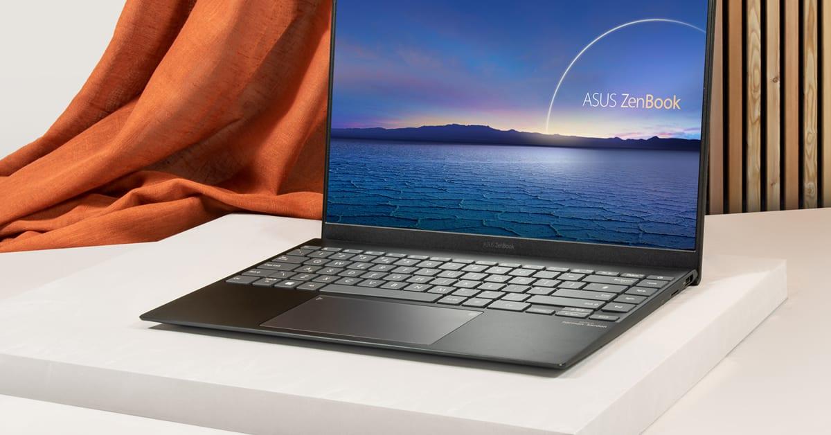 ASUS lanserar nya ZenBook 14 (UM/UX425) med AMD och Intel-processorer