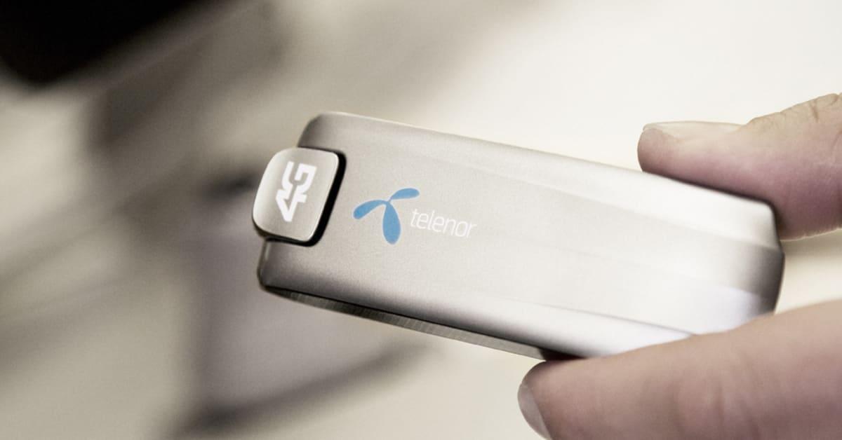 mobilt internet utan begränsning