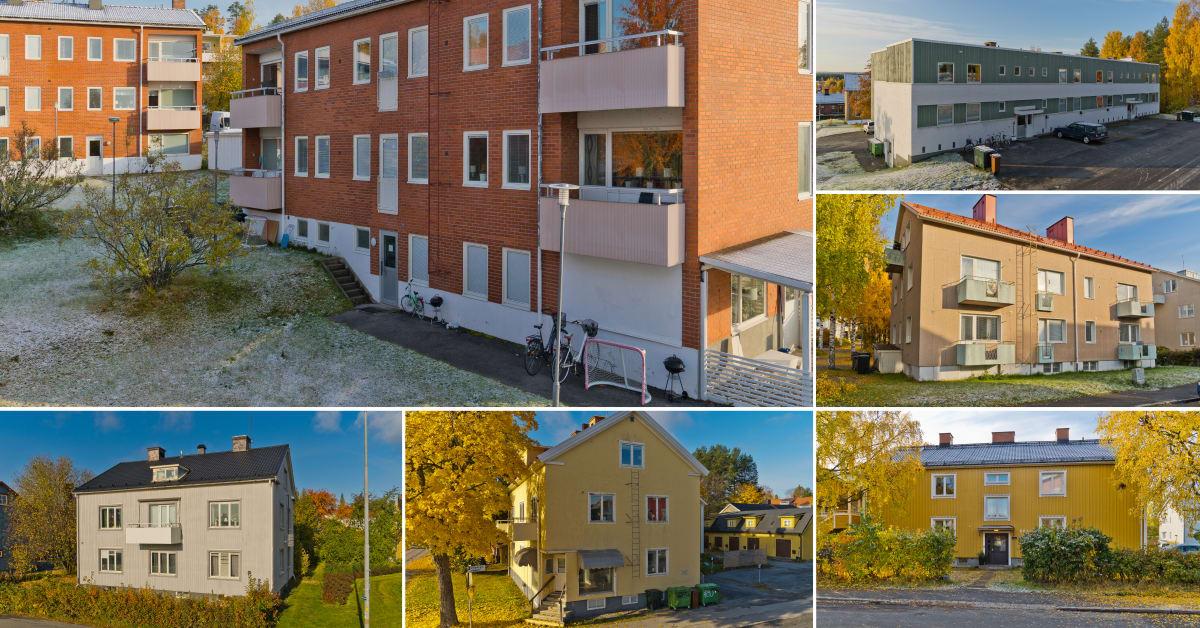 AE Capital AB förvärvade ett större bostadsbestånd i Skellefteå