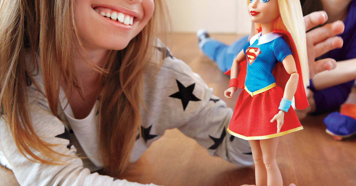 Ma Wo Duniya Hu Ringtone Download: DC Super Hero Girls