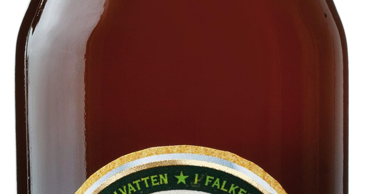 Nya Falcon RAW – ofiltrerat lageröl med
