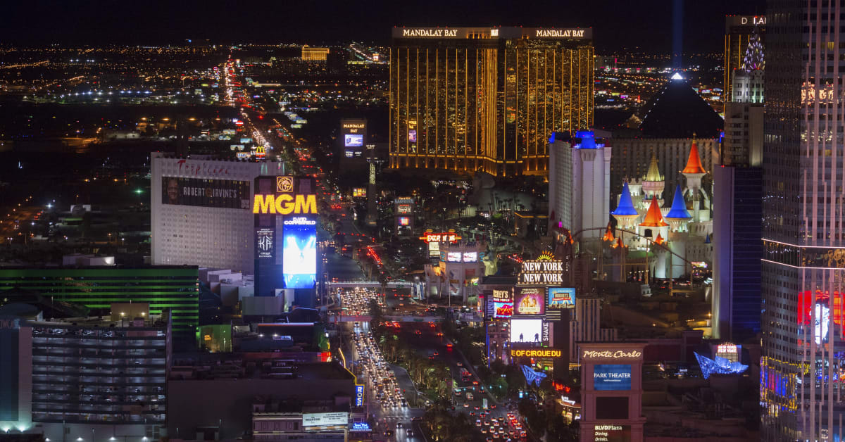 Nonstop Flüge Nach Las Vegas