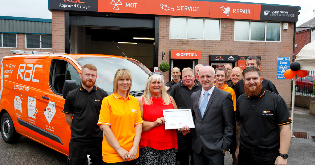 Guide Bridge Mot And Service An Rac Approved Garage The