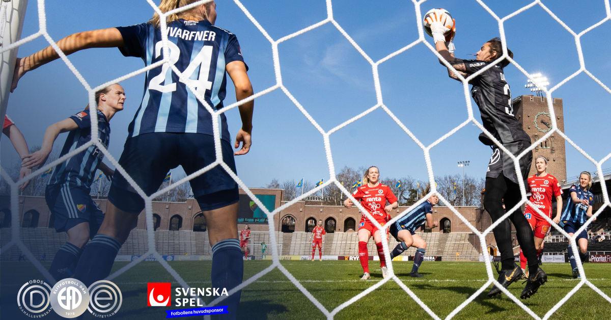 Utökad satsning på damelitklubbarnas CSR-arbete när Månadens Spelare nu utses även i Elitettan