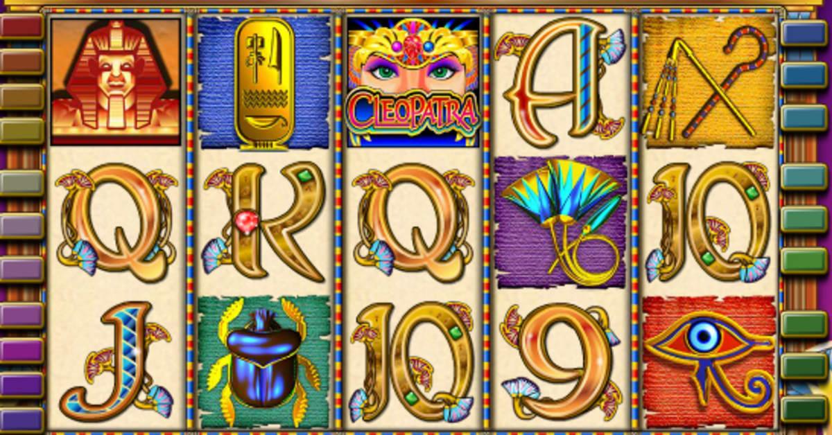 Free Casino Slots No Download Cleopatra