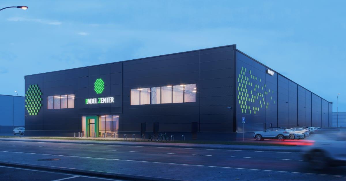 OOF Group hyr ut 4 500 m² när Padel Zenter etablerar sig i Uppsala