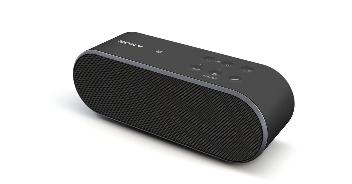 sony small speakers for mobile