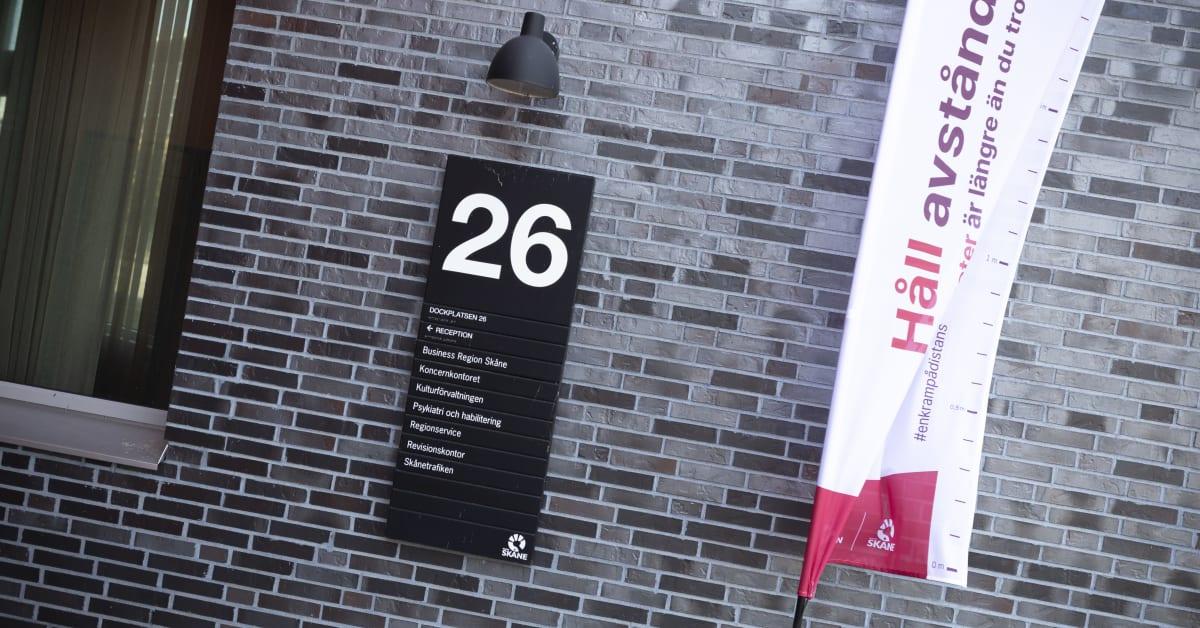Lägesuppdatering covid-19, den 20 november: Region Skåne planerar för covid-vaccinering