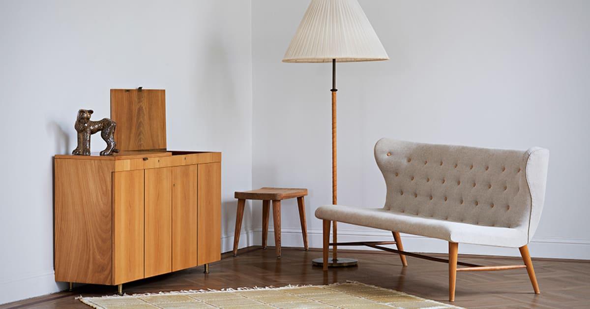 Modern Art + Design höjdpunkter från designavdelningen med