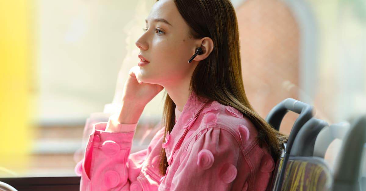 Huawei lanserar nya FreeBuds 3i – in-ear-hörlurar med aktiv brusreducering
