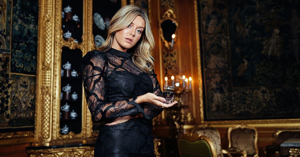 Bianca Ingrosso lanserar ny parfym tillsammans med