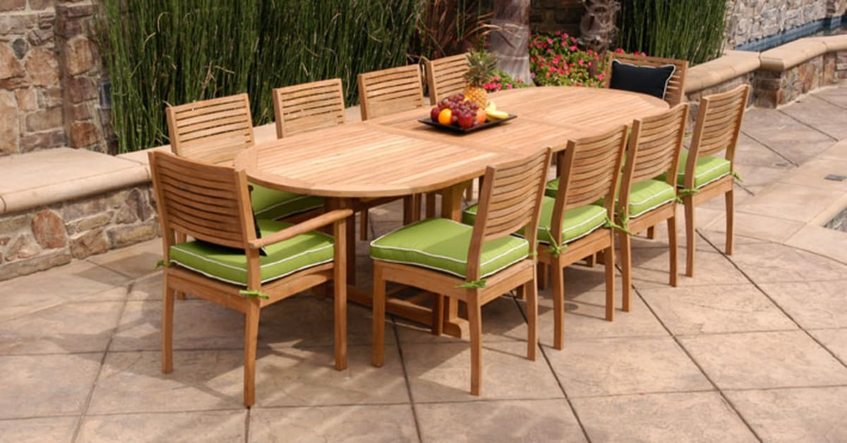 3 Things You Need To Know About Teak Furniture Dua Sayap