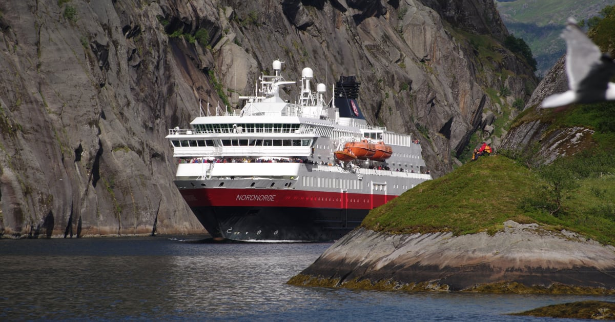 presse.hurtigruten.no
