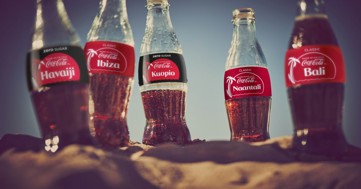 Coke Kesä