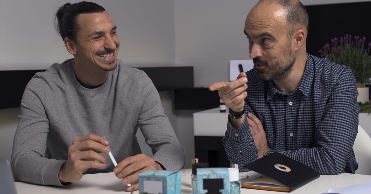 Lokalt   Åhléns lanserar Zlatan Ibrahimović Parfums två nya