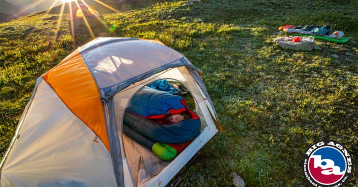 Camping & Vandring Köp tält och sovsäck | Maximal Fritid