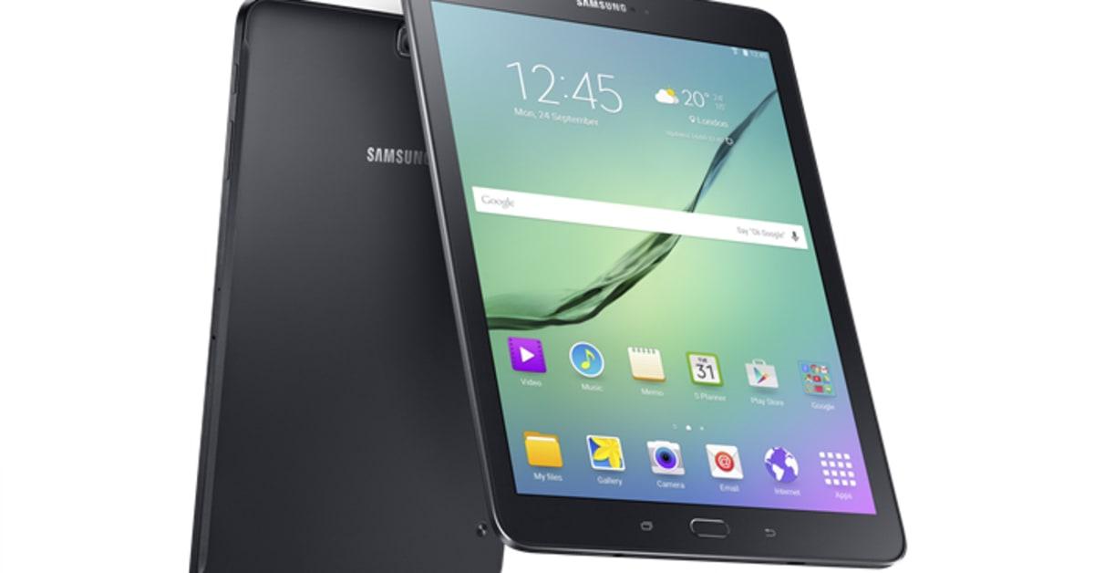 Samsung, Galaxy, Tab S 2, netbrett, tab, super AMOLED