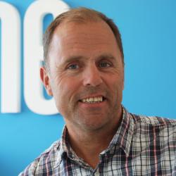Jan Pettersson, regionchef Entreprenad och Service Nord