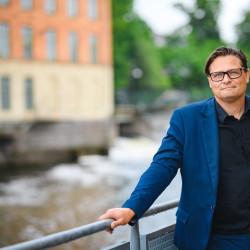 Mr Mattias Liedholm