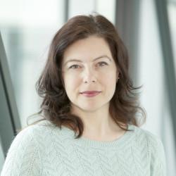 Iryna Nadkernychna