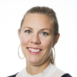 Arbetsmarknad och vuxenutbildning - Linda Högbacka