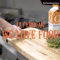 We love food - Trond Moi