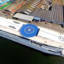 Scandlines Schiffskörper bei FAYARD eingetroffen