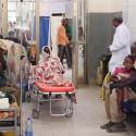 B-roll - Läkare Utan Gränsers insatser i Tigray, Etiopien