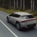 EV6 short driving footage