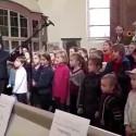 Festakt in der Martin-Luther-Kirche Markkleeberg