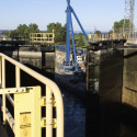 MoorMaster™ automated mooring at the St. Lawrence