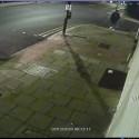 CCTV outside shop