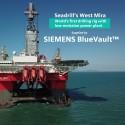 Siemens BlueVault batteriløsning på West Mira
