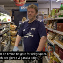 Malin möter... Tommys Sjölund, Handlarn i Lugnvik