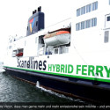 Scandlines' Hybridfähre - Der Weg in Richtung eines nachhaltigen Dänemarks