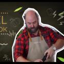Intro för Daniel Jernkrooks matlagningskurs på VOYD
