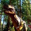 Knuthenborg Safaripark - Dinosaurier-Wald