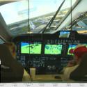 Flygsimulator från Streamhjälpen 2020